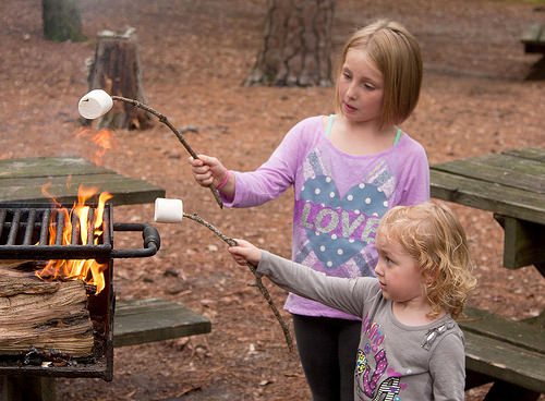 Camp Safety for Kids