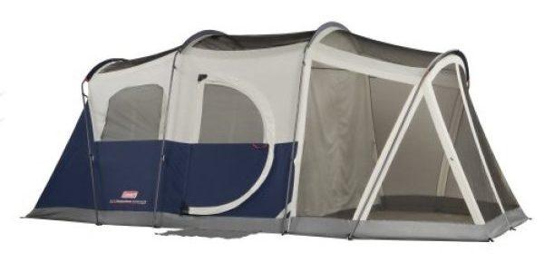 Coleman Elite® WeatherMaster® 6 Screened Tent