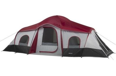 Ozark Trail 10-Person 3-Room XL Family Cabin Tent  sc 1 st  Fun C&ing Gear & Ozark Trail 10-Person 3-Room XL Family Cabin Tent Review