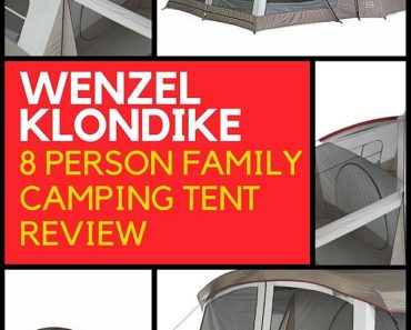 Wenzel-Klondike-8-Person-Family-Camping-Tent