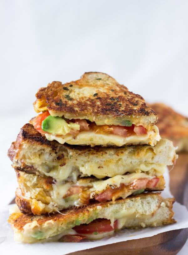 avocado-tomato-grilled-cheese-sandwich